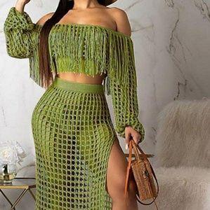 2 pc Dress
